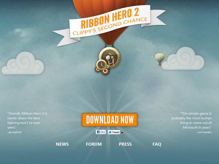 Ribbon Hero 2 – Clippy's Second Chance